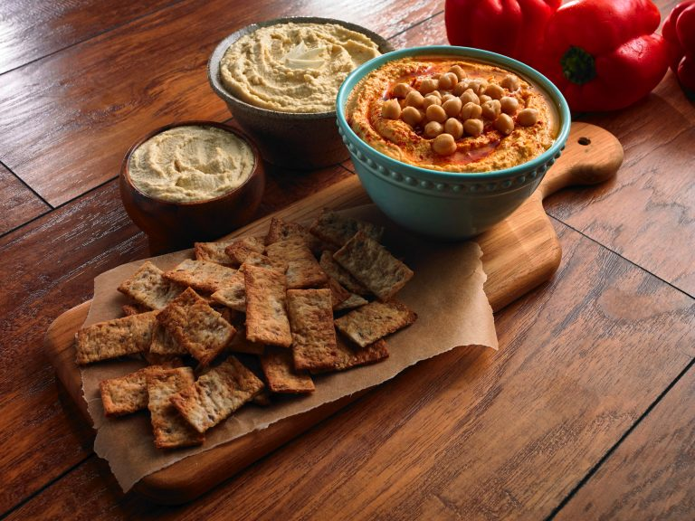 Foodservice Director: 3 Ways to Stretch the Food Budget with Hummus