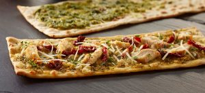 Chicken Flatbread