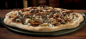 Kronos Gyro Onion Pizza