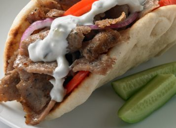 """Kronos Signs Deal To Become The """"OFFICIAL GYROS"""" Of Chicago's United Center"""