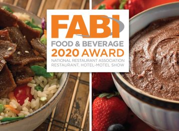 Grecian Delight and Kronos Receive FABI Awards