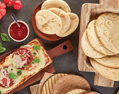 Ethnic Flatbreads