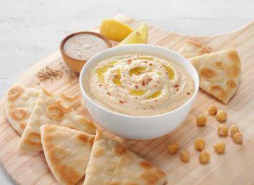 The Hummus Among Us