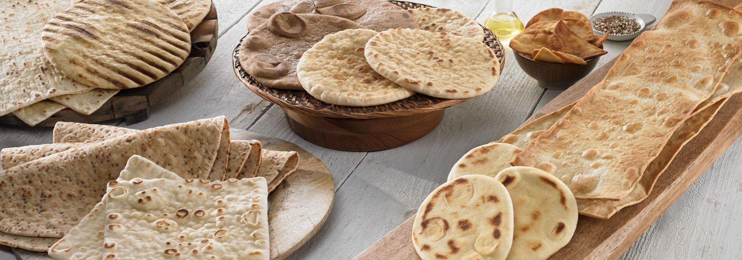 Breads crop